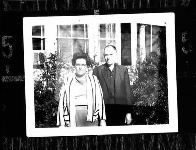 LB Adams & Clara Cox Adams